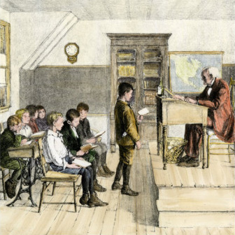 boys-reading-aloud-in-a-schoolroom-1800s