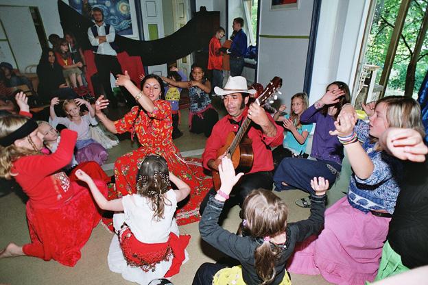 sigoynerdans-Nyskolen